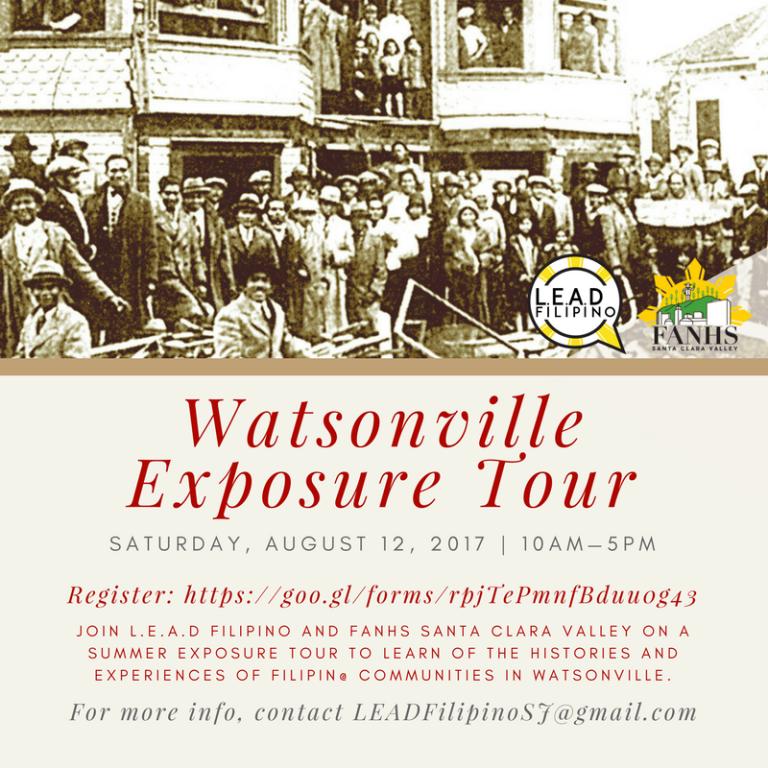 Watsonville Tour