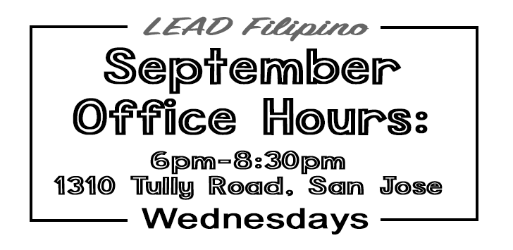 LEAD-Filipino-Office-Hours
