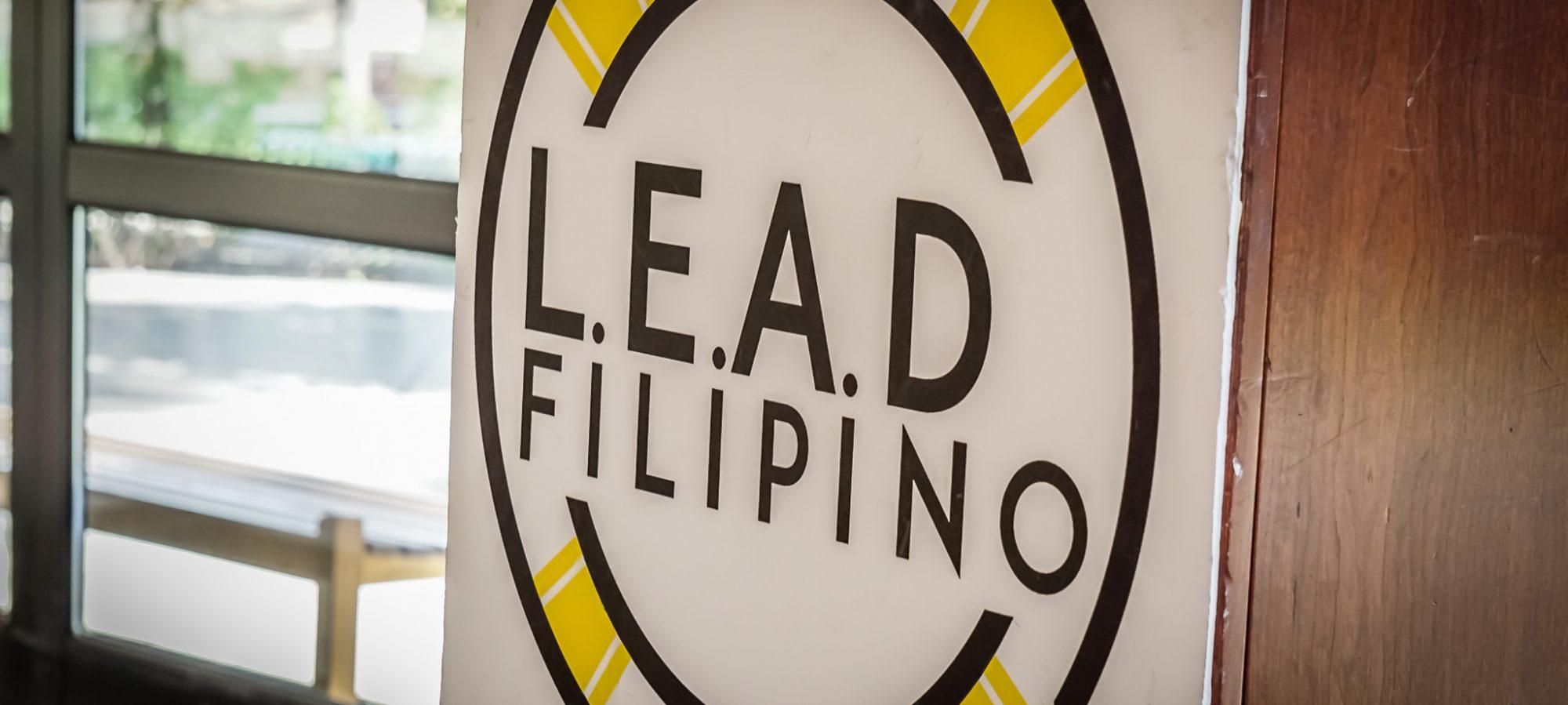 LEAD Filipino