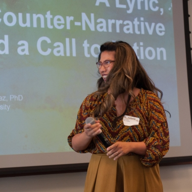 Closing Speaker: Dr. Valerie Francisco-Menchavez, Assistant Prof. of Sociology at SFSU.