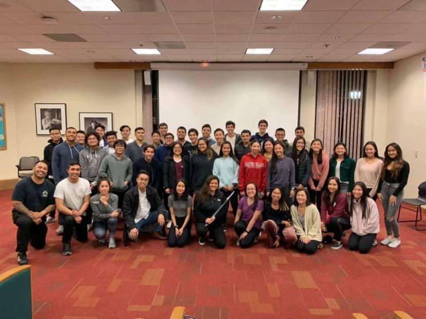 Eskrima Workshop at Santa ClaraU.