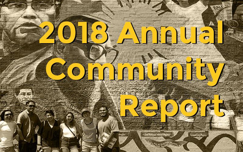 2018 Annual CommunityReport