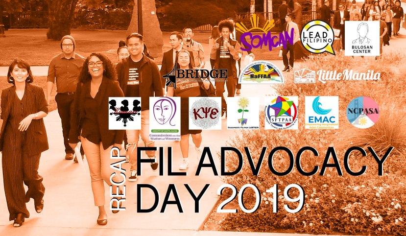 Recap: Fil Advocacy Day2019