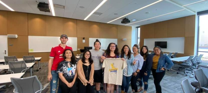 Census Roundtable with SCU's Filipino American Law Society